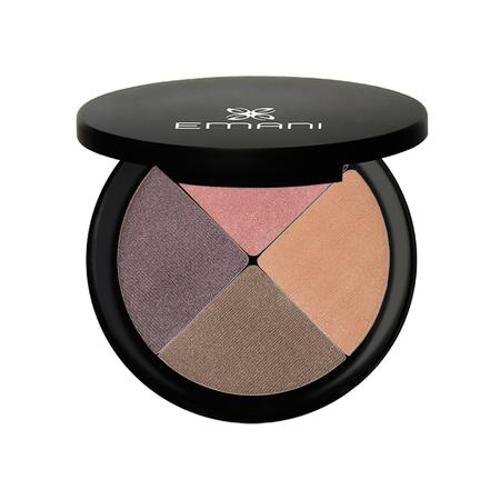 Emani Illusion Quad Eye Shadow - luomiväri